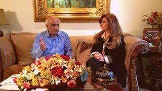 Leila Forouhar Interview In VOA Tv - Mehmane Nahar