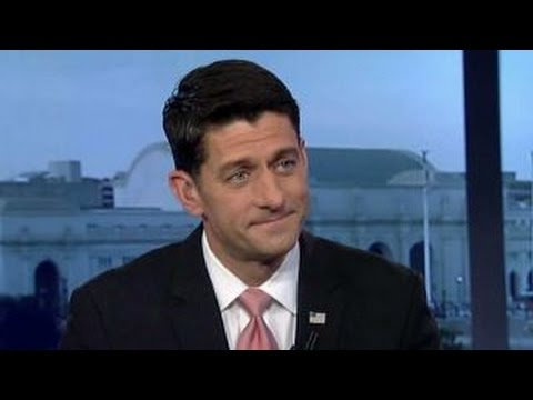 Speaker Ryan on his relationship with President-elect Trump