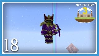 FTB Sky Factory 3 | Void Resource Miner & The Beneath!
