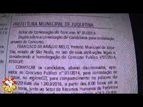 Diário Oficial de Juquitiba dia 4 de Fevereiro de 2016
