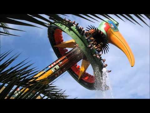 Top 10 des attractions de Bellewaerde park
