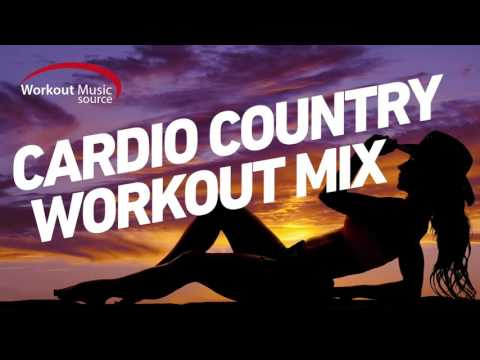 Workout Music Source // 32 Count Cardio Country Workout Mix (130 BPM)