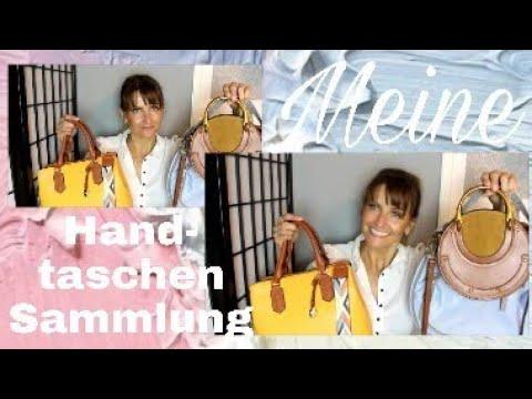 My entire Handbag Collection I Meine komplette Handtaschen Sammlung I by meloflori