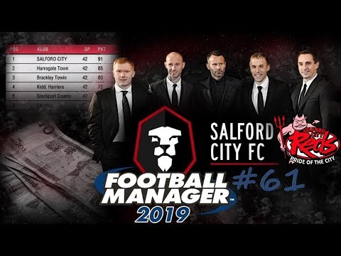 Football Manager 2019 Salford City (Bölüm 61)(Karar Verme Zamanı)