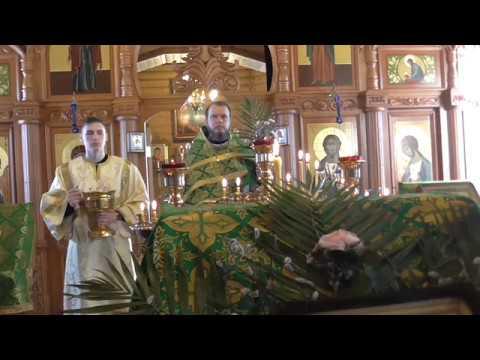 Церковь пантелеймона в орске