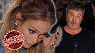 MOST Moving Auditions EVER On Got Talent, X Factor And Idols | Amazing Auditions