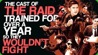 The Cast of The Raid 2 Trained For Over a Year So They Wouldn't Fight (Bring Back Dumb Wrestling)