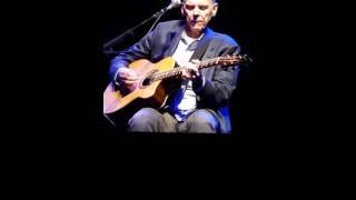 John Hiatt  -Feels Like Rain - Acoustic - Count Basie Theater NJ 10/13/2015