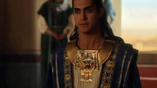 Avan Jogia On Historical Drama Tut
