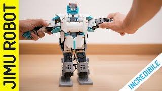 PROGRAMMARE CON LE MANI: INCREDIBILE Jimu Robot