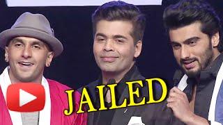 Arjun Kapoor Ranveer Singh Karan Johar To Be Jailed  AIB KNOCKOUT CONTROVERSY
