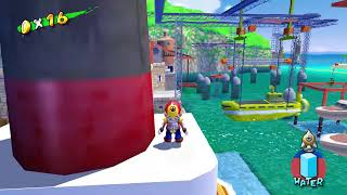 Super Mario Sunshine HD Episode 14 Shadow Mario Revisited