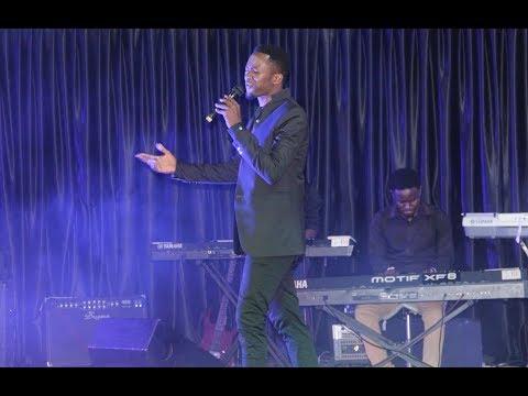 Hii Kweli Ni God In City 2017 Live Perfomance Na Dr Ipyana Sintakuacha