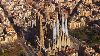 Sagrada Família: Visualisation of the Finished Basilica