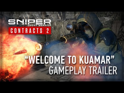 'Welcome to Kuamar' Gameplay Trailer (2021) de Sniper Ghost Warrior Contracts 2