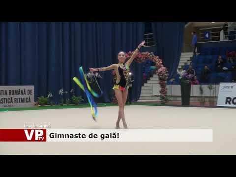 Gimnaste de gală!