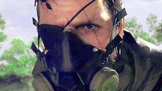Metal Gear Solid 5 Phantom Pain All 4 Endings + Deleted Secret Ending Mission 51