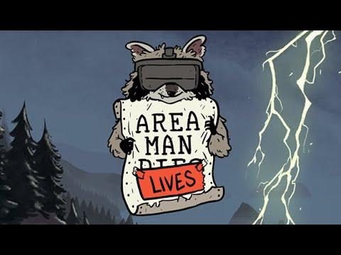 AREA MAN LIVES Teaser de Area Man Lives