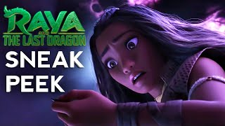 RAYA AND THE LAST DRAGON Official Sneak Peek Trailer (2021) Animation Adventure HD by CinemaBox Trailers