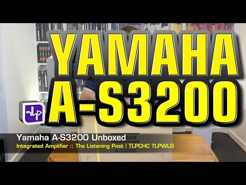 External Review Video 29BpKJtp0h0 for Yamaha A-S3200 Integrated Amplifier