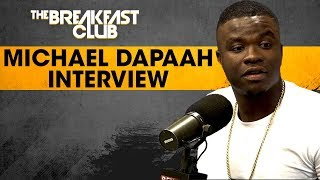 Michael Dapaah Tells The Story Of Big Shaq, Responds To Shaquille O'Neal - dooclip.me