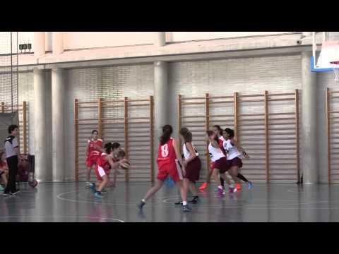 Selección Navarra VS Selección La Rioja Infantil Fem (2)