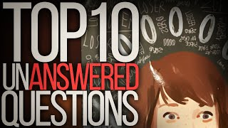 Life is Strange | TOP 10 UNANSWERED QUESTIONS