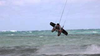 preview picture of video 'Boa Vista - Cap Verde - April 2012 - Kitesurfing trip'