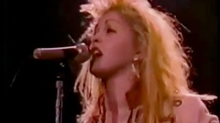 Cindy Lauper - Time After Time - Live in Japan -1986