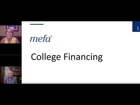 College Financing with Gail Holt from Amherst College