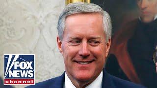 White House: Meadows not in running for Chief of Staff