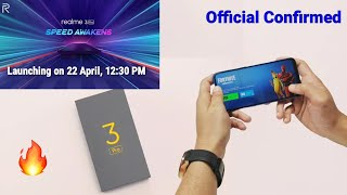 Realme 3 Pro - Launch date Officially Confirmed 22 April | Realme 3 Pro Price, Camera & Features