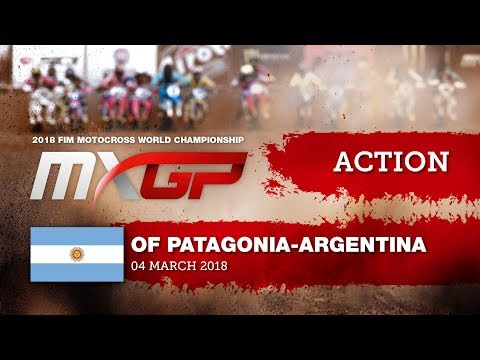 Desalle & Febvre fighting for third - MXGP Race 1 - Patagonia Argentina