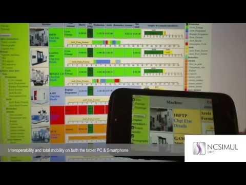 DNC Monitoring, suivi en temps réel des états des machines