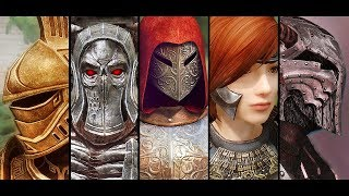 Skyrim - Top 10 Best Armor Mods of 2018 (LE, SE)