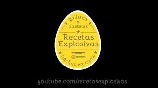 Recetas Explosivas te enseña todo sobre Repostería Casera