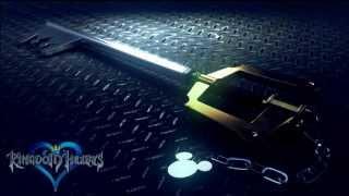Gambar cover Kingdom Hearts Simple and Clean [Birth By Sleep] by Utada Hikaru 720p HD Audio Boost Remix w/Lyrics