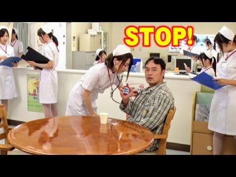 Japan Movie New Ep.26 | The Machine Stop Time And Nurses Vlog | Music Movie | Japanese Drana Idol