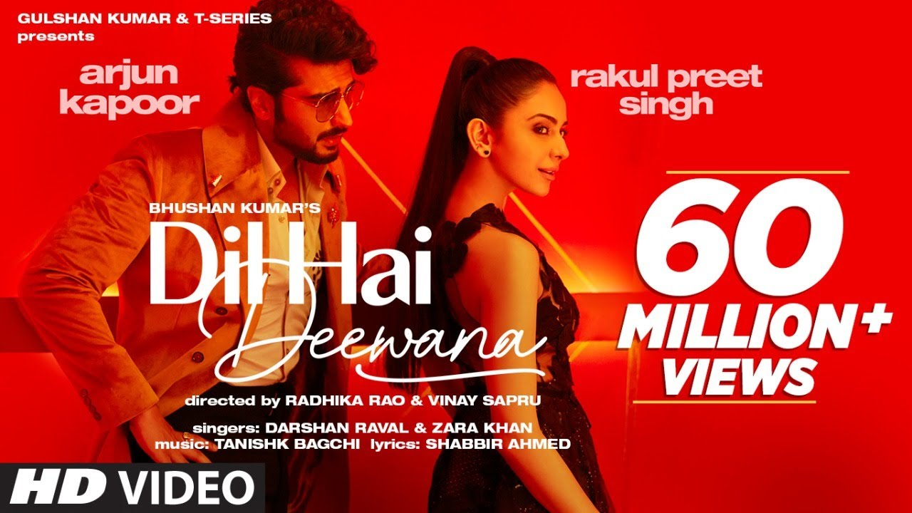 Dil Hai Deewana mp3 Song