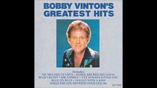 Are you sincere/Bobby Vinton