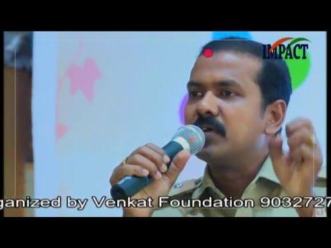 Civils Prepare|Joyal Devis|TELUGU IMPACT Karimnagar 2016