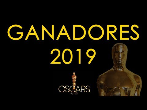 Mira a los GANADORES Premios OSCAR 2019