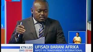 Mkurugenzi wa Transparency International-Samuel Kimeu: ripoti ya ufisadi ulimwenguni