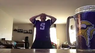 Seahawks vs Vikings - Missed field goal reaction COMPILATION! - Funny (NFC Wild Card Game)