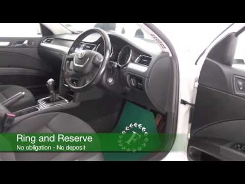 SKODA SUPERB DIESEL HATCHBACK (2010) 1.9 TDI PD GREENLINE 5DR - SA10WDT