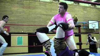 """ISUXDIX Show 307: """"Big Dick Wrestling Universe II Day 2 Part 2"""", aired 10/8/13"""