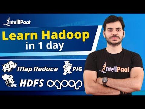 Hadoop Training | Hadoop Tutorial | Intellipaat - YouTube