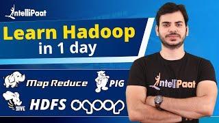 Hadoop Tutorial for Beginners | Big Data Tutorial | Intellipaat