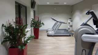 preview picture of video 'Novotel Muenchen Airport Hotel Gym Fitness Center'