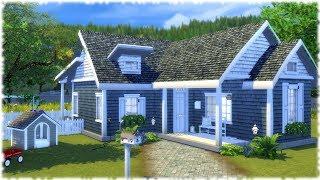 The Sims 4: Speed Build // MIA'S HOUSE + CC Links